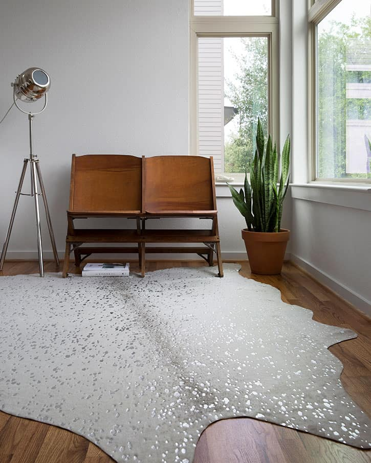 Loloi Bryce BZ-09 Stone/Silver Area Rug
