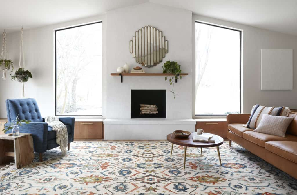 New Magnolia Home Area Rug Collections - Kasuri Collection
