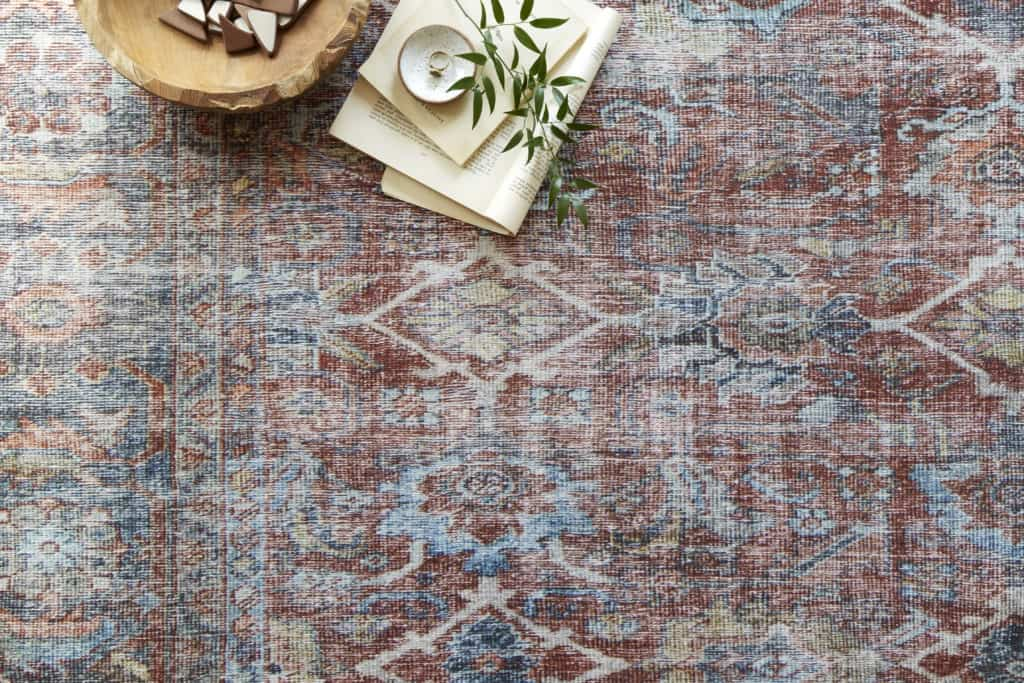 New Magnolia Home Area Rug Collections - Lucca Collection