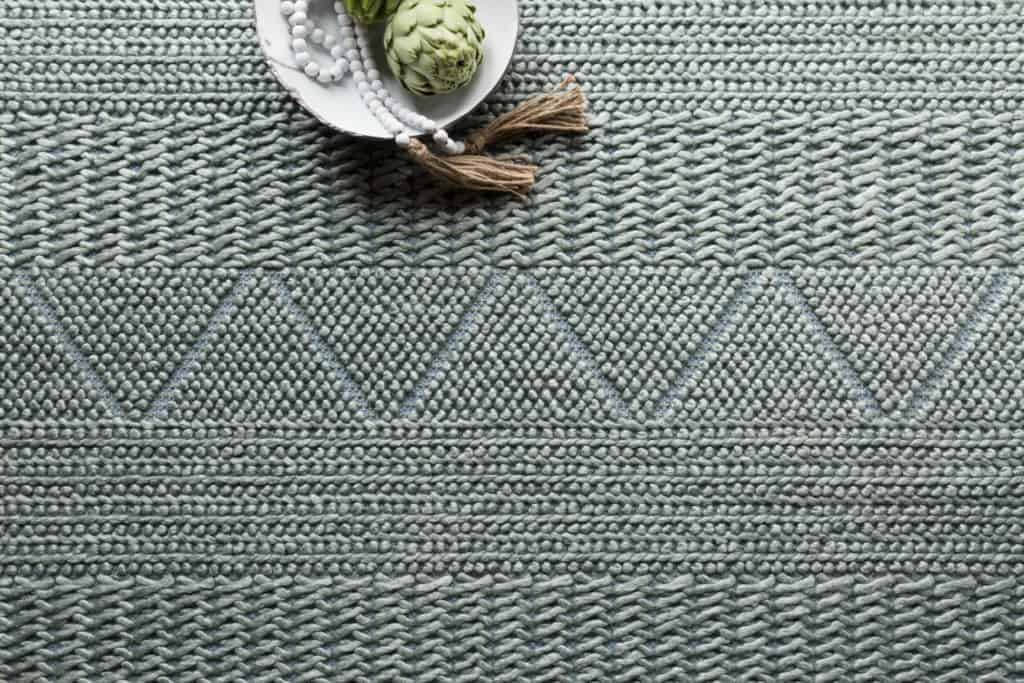 Rowan area rug from the Magnolia Home Collection