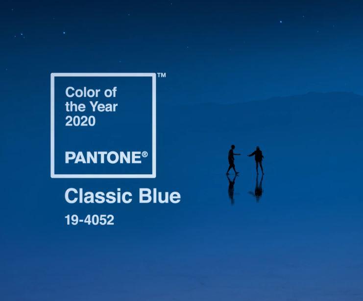 Classic Blue PANTONE 19-4052